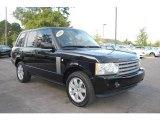 2006 Java Black Pearl Land Rover Range Rover HSE #18034795