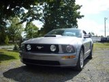 2006 Tungsten Grey Metallic Ford Mustang GT Premium Coupe #18030957