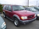 2001 Toreador Red Metallic Ford Explorer XLT #1800162