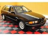 2000 Jet Black BMW 5 Series 528i Wagon #18108732