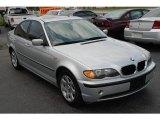 2003 Titanium Silver Metallic BMW 3 Series 325i Sedan #18107896