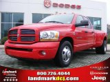 2006 Dodge Ram 3500 Sport Quad Cab Dually Data, Info and Specs