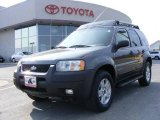 2002 Ford Escape Dark Shadow Grey Metallic