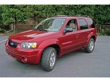 2006 Redfire Metallic Ford Escape Limited 4WD #18098694