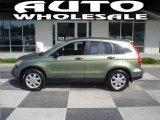 2007 Green Tea Metallic Honda CR-V EX #18107584