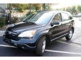 2007 Nighthawk Black Pearl Honda CR-V LX 4WD #18097157