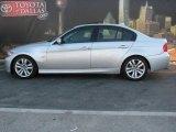 2006 Titanium Silver Metallic BMW 3 Series 325i Sedan #1800189