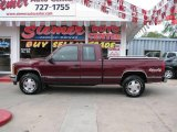 1995 Chevrolet C/K 2500 K2500 Extended Cab 4x4 Data, Info and Specs