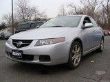 2005 Satin Silver Metallic Acura TSX Sedan #18106673