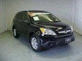 2007 Nighthawk Black Pearl Honda CR-V EX 4WD #18109615