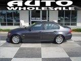 2007 Sparkling Graphite Metallic BMW 3 Series 328i Sedan #18107581
