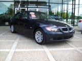 2007 Monaco Blue Metallic BMW 3 Series 328i Sedan #18103445
