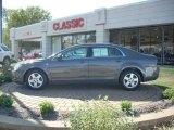 2008 Dark Gray Metallic Chevrolet Malibu LS Sedan #18111811