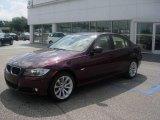 2009 Barbara Red Metallic BMW 3 Series 328i Sedan #18033110