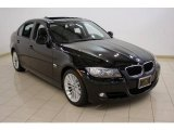 2009 Jet Black BMW 3 Series 328xi Sedan #18039080