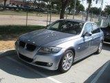 2009 Space Grey Metallic BMW 3 Series 328i Sedan #18108689