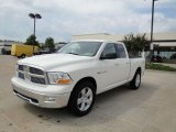 2009 Stone White Dodge Ram 1500 Big Horn Edition Quad Cab #18109884