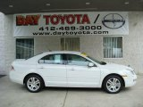 2008 White Suede Ford Fusion SEL V6 #18096972