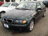 2002 Oxford Green Metallic BMW 3 Series 325i Sedan #18164740