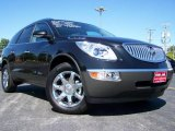 2010 Carbon Black Metallic Buick Enclave CXL #18156403