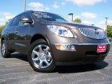 2010 Cocoa Metallic Buick Enclave CXL #18156404