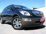 2010 Carbon Black Metallic Buick Enclave CXL #18156405