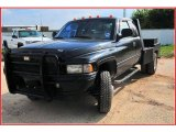 1998 Dodge Ram 3500 Laramie SLT Extended Cab 4x4 Data, Info and Specs