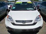 2008 Taffeta White Honda CR-V LX 4WD #18170917