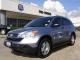 2007 Glacier Blue Metallic Honda CR-V LX #18160717