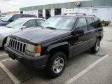 1996 Black Jeep Grand Cherokee Laredo 4x4 #18154430