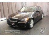 2006 Jet Black BMW 3 Series 330xi Sedan #18155655