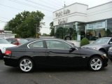2007 Jet Black BMW 3 Series 328i Coupe #18157952