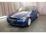 2007 Montego Blue Metallic BMW 3 Series 328xi Sedan #18155653
