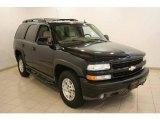 2005 Black Chevrolet Tahoe Z71 4x4 #18173124
