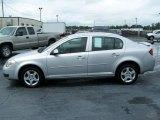 2007 Ultra Silver Metallic Chevrolet Cobalt LT Sedan #18168295