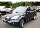 2007 Royal Blue Pearl Honda CR-V EX-L 4WD #18159650