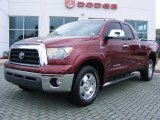 2007 Salsa Red Pearl Toyota Tundra SR5 TRD Double Cab #18227513