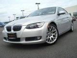 2008 Titanium Silver Metallic BMW 3 Series 328i Coupe #18227045