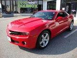 2010 Victory Red Chevrolet Camaro LT Coupe #18229541