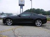 2010 Black Chevrolet Camaro SS Coupe #18230638