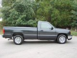 2005 Dark Gray Metallic Chevrolet Silverado 1500 Regular Cab #18222842