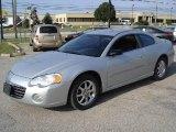 2003 Ice Silver Pearlcoat Chrysler Sebring LX Coupe #18232595