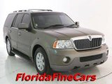 2003 Mineral Grey Metallic Lincoln Navigator Luxury #18224811