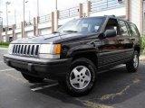1995 Black Jeep Grand Cherokee Laredo 4x4 #18234108