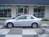 2005 Satin Silver Metallic Acura TSX Sedan #18232250