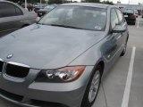 2006 Silver Grey Metallic BMW 3 Series 325i Sedan #18233405