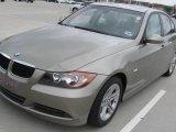 2008 Platinum Bronze Metallic BMW 3 Series 328i Sedan #18233416