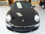 2007 Black Porsche 911 Carrera Coupe #18225465