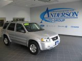 2006 Silver Metallic Ford Escape Limited 4WD #18236075