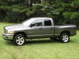 2006 Mineral Gray Metallic Dodge Ram 1500 SLT Quad Cab 4x4 #18229446